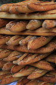 Fresh baguettes — Foto Stock