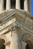 Mausoleum of the Julii, Saint Remy de Provence, detail — Stock Photo