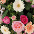 Pastel mixed bouquet — Stockfoto