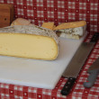 Cheese at a Provencal market — Stock Photo #31439099