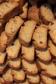 Stacked cookies — Stockfoto
