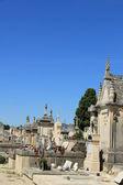 プロヴァンスの古い墓地 — ストック写真