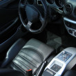 Luxury car interior — Stockfoto