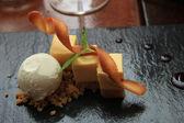 Icecream dessert — Stock Photo