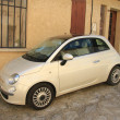 Small Italian Car — Stock Photo