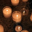 Prayer candles — Stock Photo #33380733