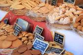Provençaalse cookies — Stockfoto