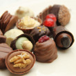Decorated chocolates — ストック写真