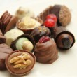 Decorated chocolates — Stock Photo #35990155
