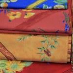 Provencal fabrics — Stock Photo #38040747