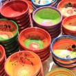 Pottery at market — Stock Photo #41513603