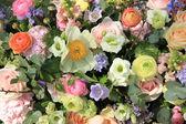 Mixed bridal arrangement — Foto de Stock