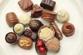 Luxury Belgium Chocolates — Стоковое фото