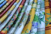 Têxtil provençal — Fotografia Stock