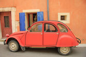 Classic french car — Stock Photo