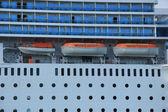 Velsen the Netherlands,  june 13rd, 2014: Costa Neo Romantica de — Stock Photo