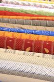 Provencal textile — Stock Photo