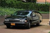 Black hearse — Stockfoto