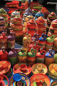 Pottery in the Provence — Stock Photo
