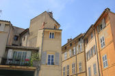 Street in Aix en Provence — Stock Photo