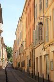 Street in Aix en Provence — Stock Photo