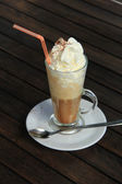 French Cappuccino — Stock Photo
