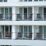 Постер, плакат: Cruise ship cabins
