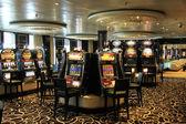 Casino interior — Stock Photo
