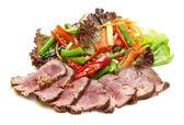 Roast venison — Stock Photo