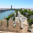 Cityscape of Seville — Stock Photo #12329520
