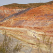 The Mineral Industry of Spain Copper-Gold, the La Zarza — Stock Photo