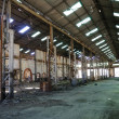 Old Industrial mining factory — Stock Photo