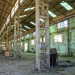Old Industrial mining factory — Stock Photo #13149844