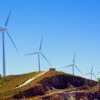 Stock Photo: Windmills, Andalusia, Spain