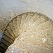 Old spiral staircase — Stock Photo