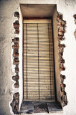 Oude windows blinds — Stockfoto