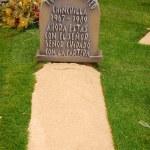 Fallas: The tomb Tomas Jimoteo — Stock Photo