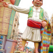 Stock Photo: Valencia, Fallas festival