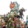 Falla winner 2010, Valencia — Stock Photo