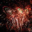 Fireworks show, Colombina, - Huelva — Stock Photo #13439868