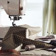 Stock Photo: Sewing machine