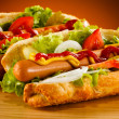 Hot dog - Stock Photo