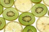 Fruit texture — Stock Photo