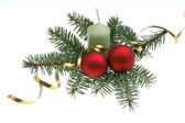 クリスマスの装飾 — ストック写真