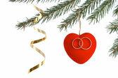 Christmas decoration — Stok fotoğraf