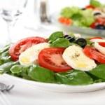 Caprese salad — Stock Photo #32737237