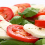 Caprese salad — Stock Photo #32737263