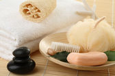 Body-care products — Stock Photo