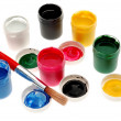 Watercolor set — Stock Photo