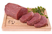 Fresh beef — Stock Photo